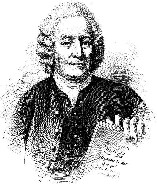 Swedenborg e o duplo de Maomé